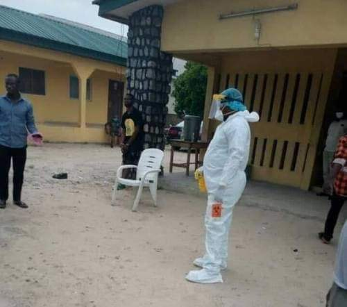 American Lady Invited To Nigeria By Internet Friend Dies Of Suspected #COVID19 In Delta State