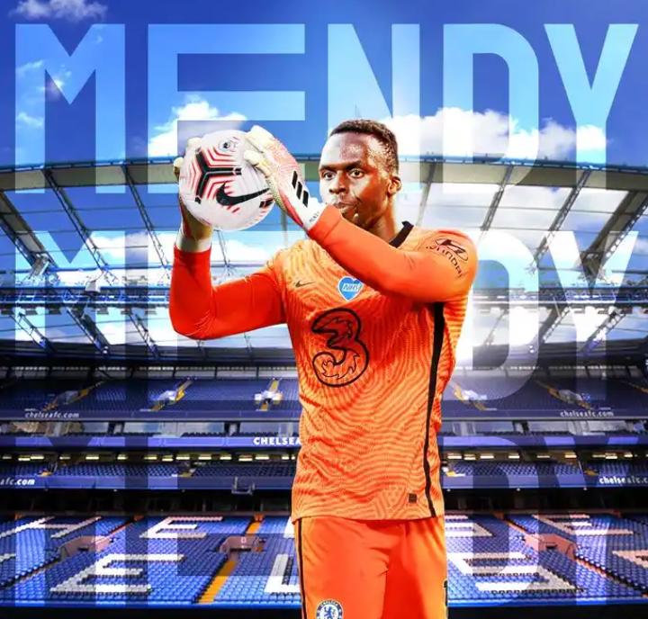 Chelsea signs Eduoard Mendy