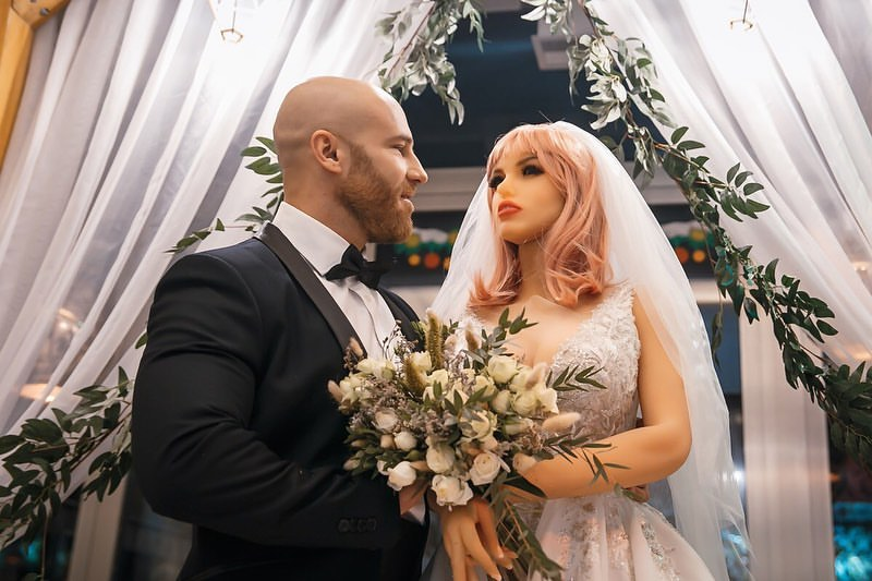 Bodybuilder Who Married Sex Doll Says 'She Is Broken & is Being Repaired'