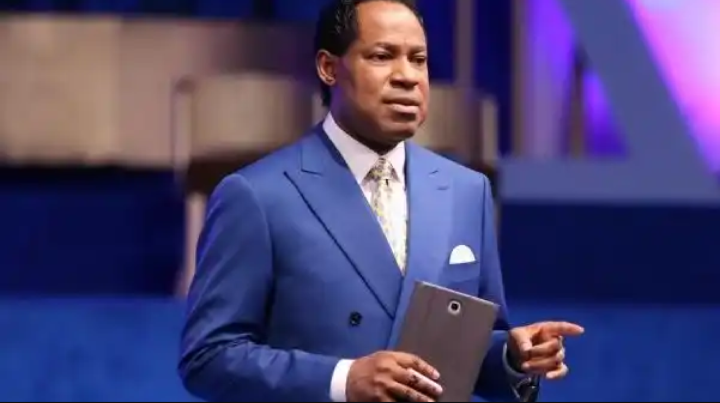 Kirk franklin disagrees with Pastor Chris Oyakhilome over Perfection message