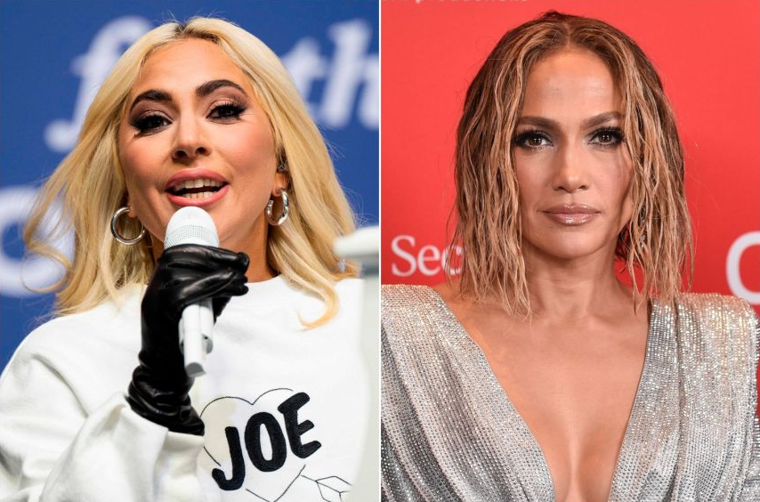 Lady Gaga, Jennifer Lopez to Perform at Joe Biden's Swearing-in Event on Jan 20