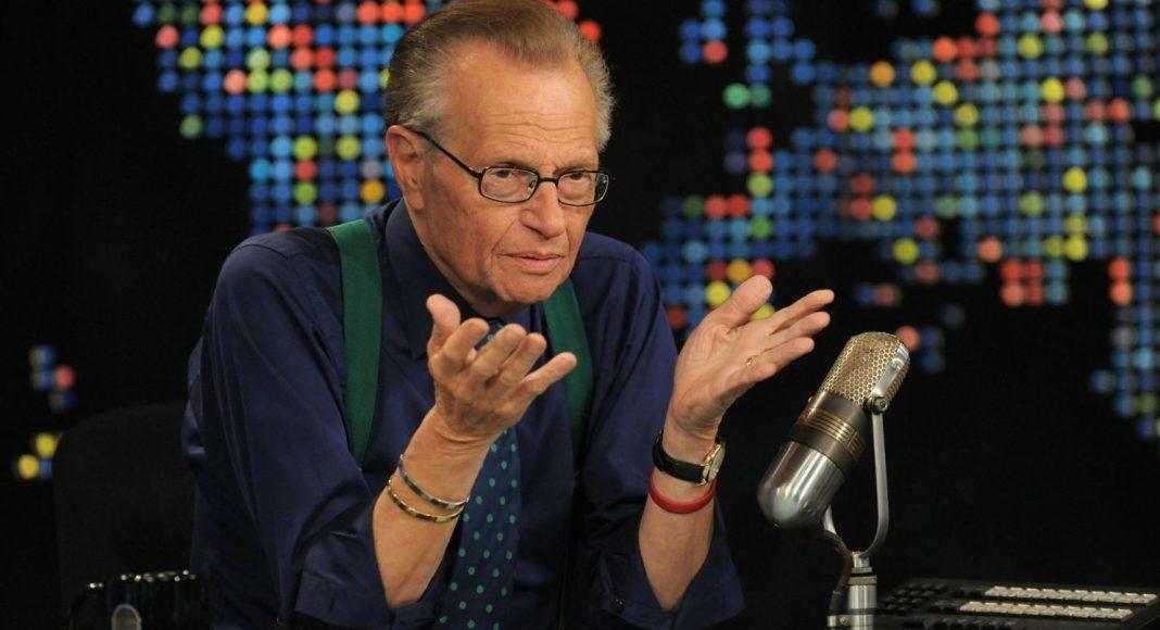 Larry King, Legendary US Talk Show Host, Dies at 87
