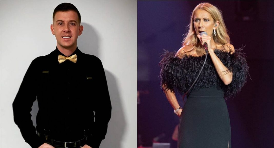 UK Man Gets So Drunk & Legally Changes His Name to Celine Dion, Say He Isn't Planning On Changing It Back Anytime Soon
