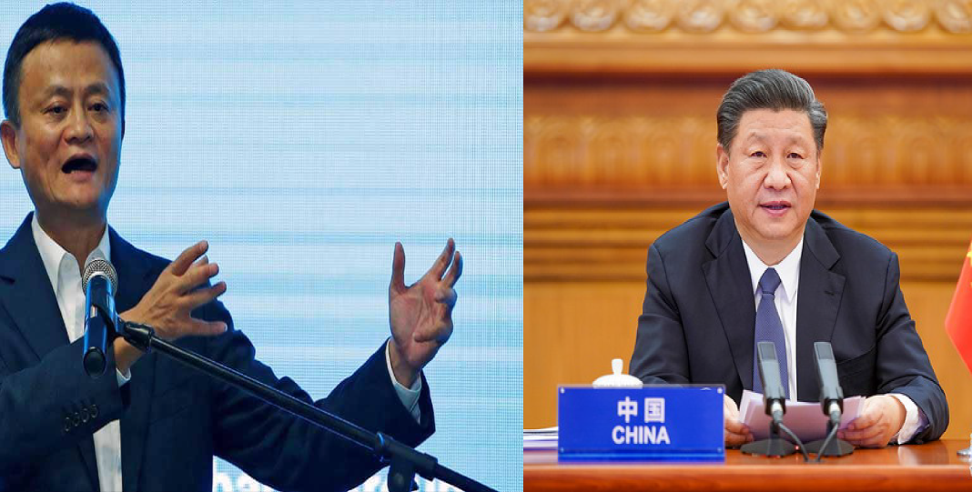 Alibaba Founder Jack Ma Suspiciously 'Disappears' Amid Conflict with Chinese President Xi Jinping