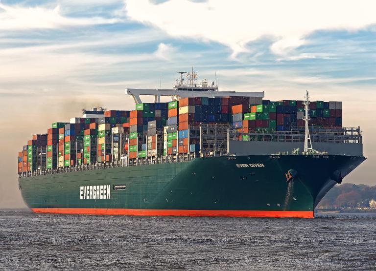 Egypt Demands $1 Billion Compensation To Release Ever Given Ship Following Suez Canal Blockage
