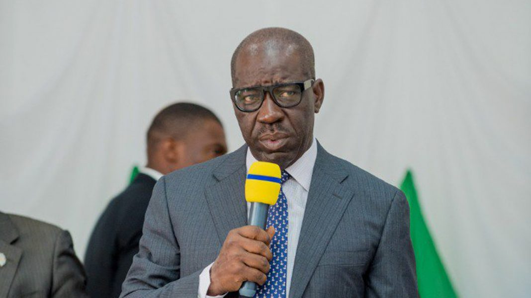 Obaseki to FG - 'End monetary rascality and stop playing the ostrich'