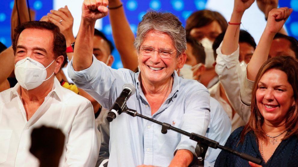 Ecuador Presidential Election: Conservative Ex-Banker Lasso Emerges Winner
