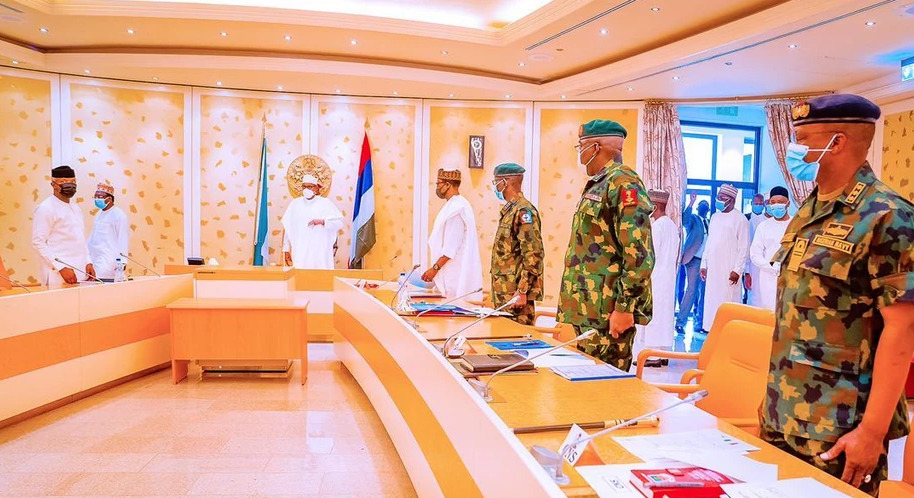 Presidency raises alarm over plot to remove Buhari from Office