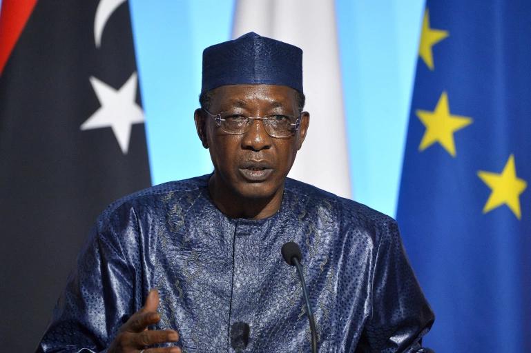 BREAKING: Chad President Idriss Deby is dead