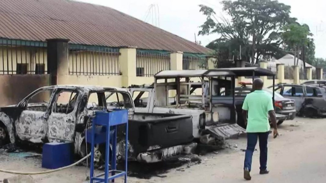 Gunmen attacks another Imo Police station freed suspects