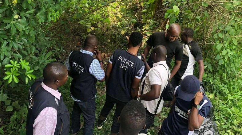 Police rescue 2 Chinese miners kidnapped in Osun State