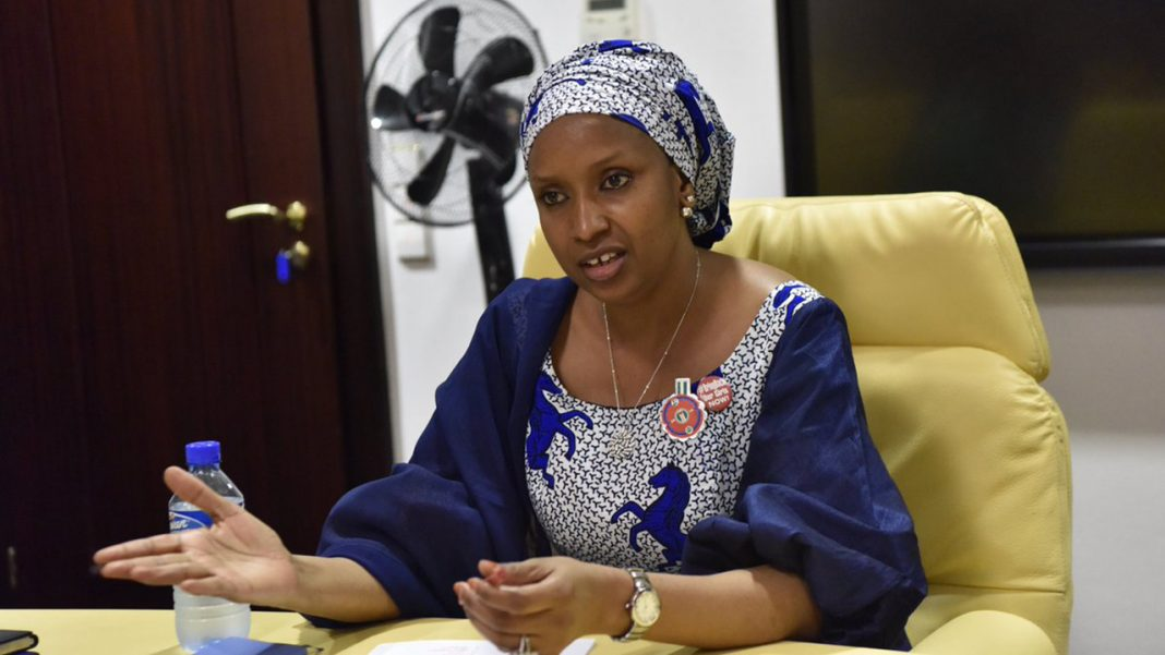 President Muhammadu Buhari suspends Hadiza Usman as NPA boss over corruption allegations
