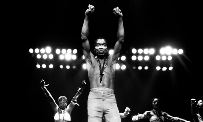Nigeria Music Legend, Fela Kuti Misses Out On 2021 Rock & Roll Hall Of Fame Induction
