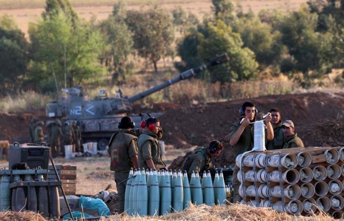 Israeli troops entered Gaza Strip